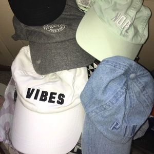 Pink And Y&R Hat Bundle